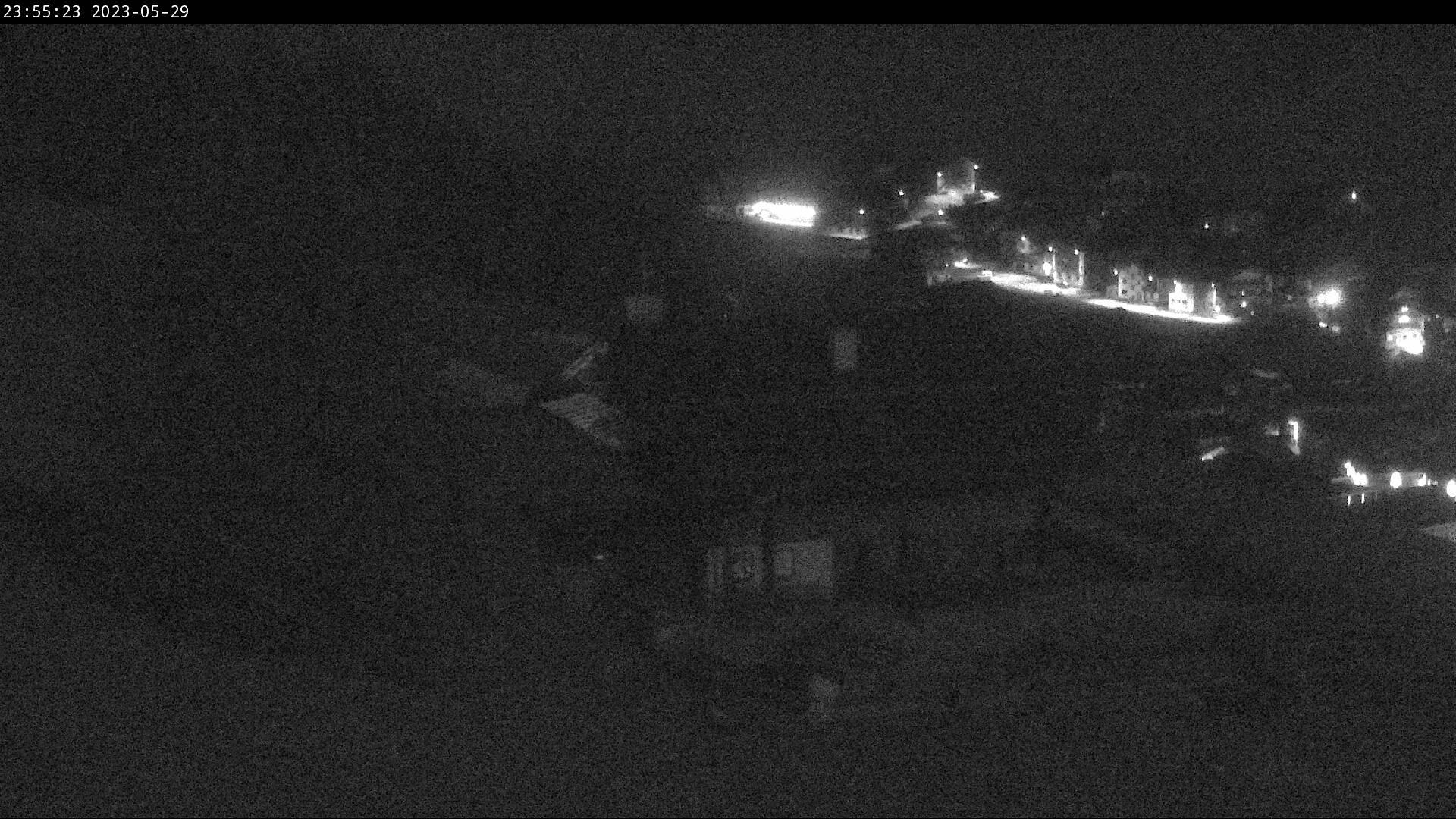 Blick auf die Rud Alpe in Lech